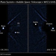 Name Pluto's New Moon After Neil Gaiman