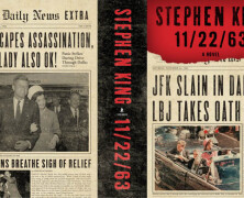 11/22/63 by Stephen King Coming to Theaters