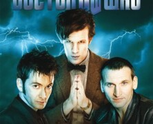 3 New Doctor Who Books