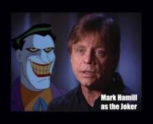 Mark Hamill Hangs up his Smilex