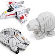 Star Wars Plush Vehicles