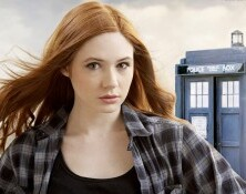 Karen Gillan Wants Amy Pond Dead