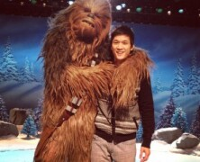 Let The Wookie Sing!