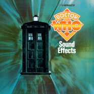 Doctor Who Sound Effects Record Re-Release