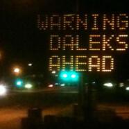 Warning Daleks Ahead