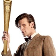 Who Will Run With The Olympic Torch? The Doctor That's Who!