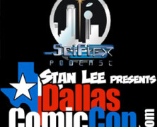 SciFiFX Podcast #50 – Dallas Comic Con – Stan Lee