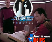 SciFiFX Podcast #51 – DCC – Patrick Stewart & John de Lancie Q&A
