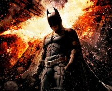 New Batman: Dark Knight Rises Poster