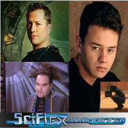 SciFiFX Podcast #56 – Corin Nemic, Stephen Furst, Daniel Logan – Megacon 2012