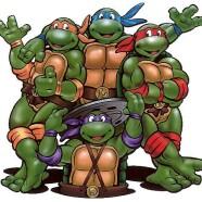 Nickelodeon's Teenage Mutant Ninja Turtles.