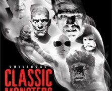 Universal Releases Classic Monster Movies on Blu-Ray