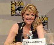 Thank You, Amanda Tapping!
