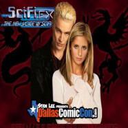 SciFiFX Podcast #54 – James Marsters – Dallas Comic Con 2012