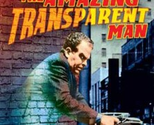 The Amazing Transparent Man – 100 Days of Sci-Fi