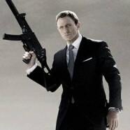 7 Days of 007 – Day 7: Daniel Craig