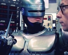 First Look: RoboCop's New Look