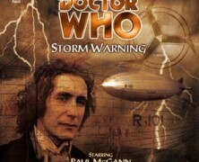 "Review – Big Finish Doctor Who #16: ""Storm Warning"""