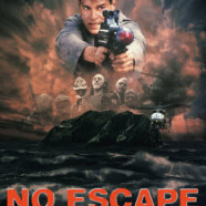 No Escape Was on TV Last Night – 100 Days of Sci-Fi