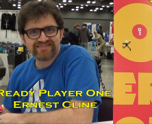 "Interview: Ernest Cline – ""Ready Player One"""