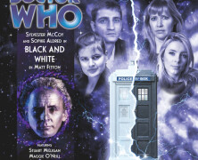 "Review – Big Finish Doctor Who #163: ""Black and White"""