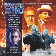 "Review – Big Finish Doctor Who #164 ""Gods and Monsters"""