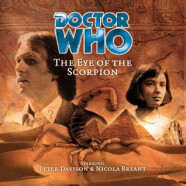 """Review – Big Finish Doctor Who #24: """"The Eye of the Scorpion"""""""