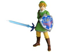 Figma Link Action Figure not coming to the U.S.