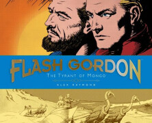 Review – Flash Gordon: The Tyrant of Mongo