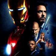 Iron Man Was on TV Last Night
