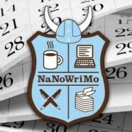 Podcast #86 – NaNoWriMo