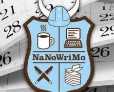 Podcast #86 – NaNoWriMo