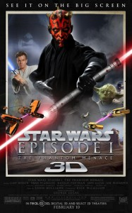 Episode I in 3D