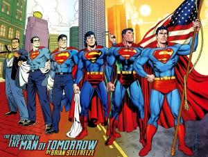 Superman Evolution
