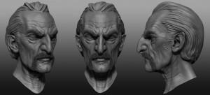 dracula___stoker__s_description___head_sculpt_wip_by_redheretic-d5j98nb