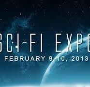 Sci-Fi Expo Day 1
