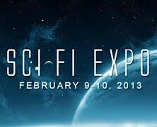 Sci-Fi Expo Day 2