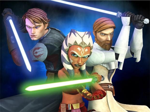 Clone Wars Trio
