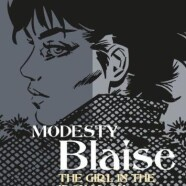 Book Review – Modesty Blaise: The Girl in the Iron Mask