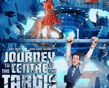 Review: Doctor Who: Journey to the Center of the TARDIS