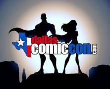 Dallas Comic Con 2013