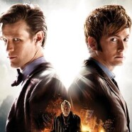 Doctor Who 50th Specials Announced!