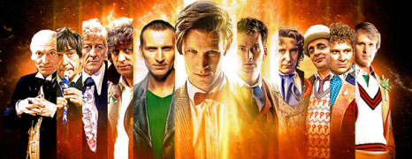 Doctor Who Turns 50!