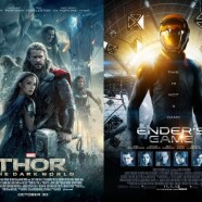 Podcast #124 – Thor The Dark World & Ender's Game