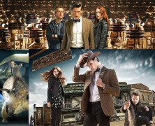 Podcast #132 – Doctor Who Series 7 Review: Part 1