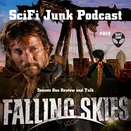 Falling Skies Season One in Review – Podcast #140
