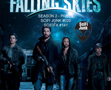 SCIFIFX PODCAST – FALLING SKIES SEASON 2 PART 1 IN REVIEW