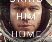 The Martian Movie and Book Review