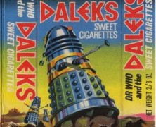 Doctor Who Cadet Sweets Story From 1964