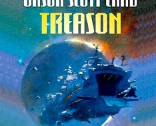 Book: Treason by Orson Scott Card